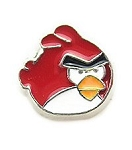 Angry Bird Floating Charm