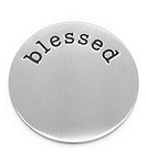 Blessed 30mm Plate