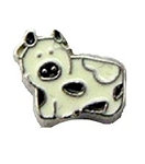 Cow Floating Charm