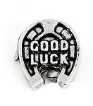 Good Luck Horse Shoe Floating Charm