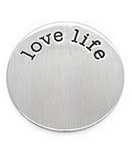 Love Life 30mm Plate