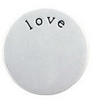 Love 30mm Plate