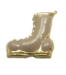 Military Boot Floating Charm
