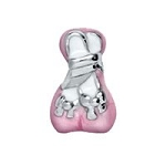 Pink Ballerina Shoes Floating Charm