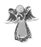 TJ Angel Floating Charm