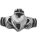 TJ Claddagh Floating Charm