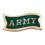 US Army Floating Charm