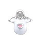 Baby Angel Floating Charm