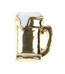 Beer Stein Floating Charm