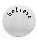 Believe 30mm Plate