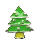 Christmas Tree Floating Charm
