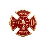 Fire Dept. Floating Charm