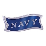 US Navy Floating Charm