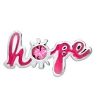 Hope Floating Charm