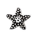 Vintage Star Fish Floating Charm