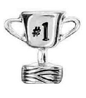 #1 Trophy Champs Floating Charm