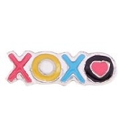 Bright XOXO Floating Charm