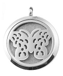 Butterfly Essential Oil Diffuser Locket