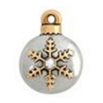 Christmas Ornament Floating Charm