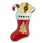 Christmas Stocking Floating Charm
