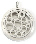 Circles Essential Oil Diffuser Locket