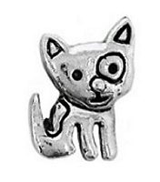 Cute Dog Floating Charm