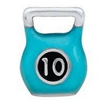 Kettle Bell Floating Charm
