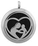 Mom and Child Essential Oil Diffuser Locket