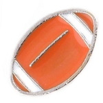 Football Floating Charm