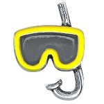 Scuba Goggles Floating Charm