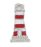 Light House Floating Charm