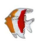 Tropical Fish Floating Charm