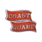 US Coast Guard Floating Charm