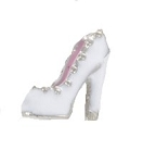 Wedding Shoe Floating Charm