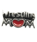 Wrestling Mom Floating Charm