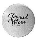 Proud Mom 30mm Plate