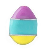 Stripes Easter Egg