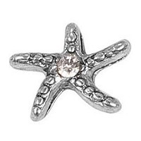 Star Fish Floating Charm